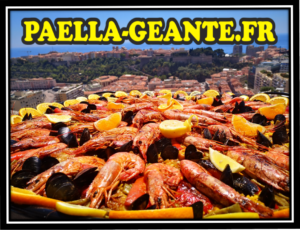 paella geante 1
